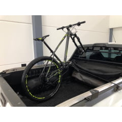 Transbike para pick-up Carbon Eixo 9mm